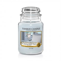 A calm & Quiet Place Giara Grande - Yankee Candle
