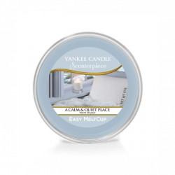 A calm & Quiet Place, Ricarica MeltCup per profumatore elettrico Scenterpiece - Yankee Candle