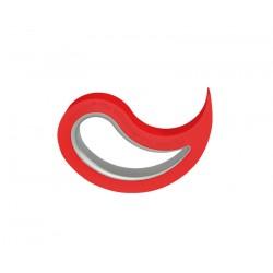 Stoppy, Fermaporta e fermafinestra rosso - Wimex