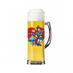 """Bicchiere birra """"Boccale Lt. 0,5"""", Thomas Marutschke - Ritzenhoff"""