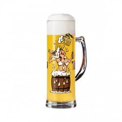 """Bicchiere birra """"Boccale Lt. 0,5"""", Horst Haben - Ritzenhoff"""