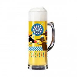 "Bicchiere birra ""Boccale Lt. 0,5"", Julien Chung (Stag) - Ritzenhoff"