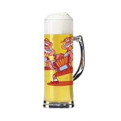 "Bicchiere birra ""Boccale Lt. 0,5"", Jan Bazing - Ritzenhoff"