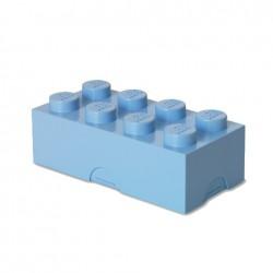 Contenitore Lunch Box 8 bottoni, Azzurro - Lego
