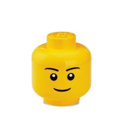 Contenitore Testa uomo piccola - Lego