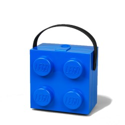 Contenitore Lunch box Back to School, Blu - Lego