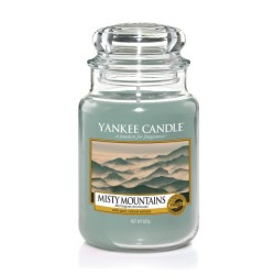 Misty Mountains, Giara Grande - Yankee Candle