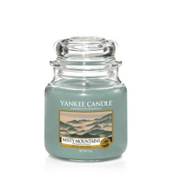 Misty Mountains, Giara Media - Yankee Candle