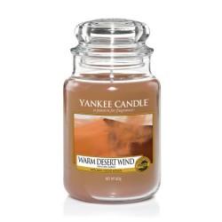 Warm Desert Wind, Giara Grande - Yankee Candle
