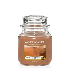 Warm Desert Wind, Giara Media - Yankee Candle