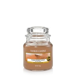 Warm Desert Wind, Giara Piccola - Yankee Candle