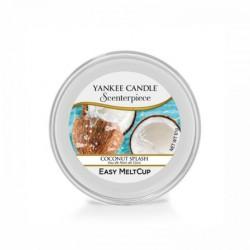 Coconut Splash, Ricarica MeltCup per profumatore elettrico Scenterpiece - Yankee Candle