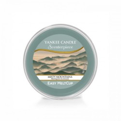 Misty Mountains, Ricarica MeltCup per profumatore elettrico Scenterpiece - Yankee Candle