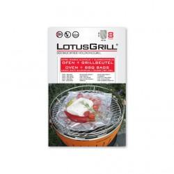 Sacchetti per barbecue o forno - Lotus Grill
