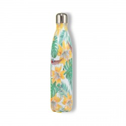 Bottiglia termica Ml. 750, Tropical Flowers - Chilly's