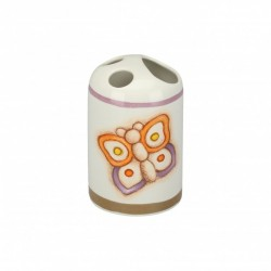 Porta spazzolini Farfalla - Thun