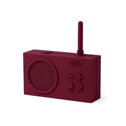 Tykho 2 radio ricaricabile, Bordeaux - Lexon