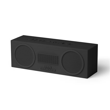 Tykho booster speaker, Grigio scuro - Lexon