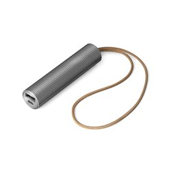 Fine tube power bank, Canna di fucile - Lexon