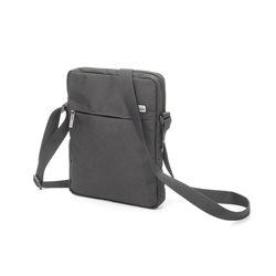 Premiunm borsa porta tablet con tracolla, Grigio - Lexon