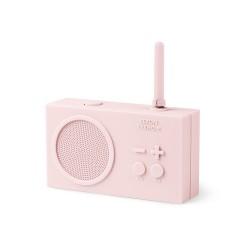 Tykho 2 radio ricaricabile, Rosa - Lexon