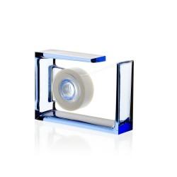 Roll air dispenser per nastro adesivo, Blu - Lexon