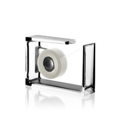 Roll air dispenser per nastro adesivo, Cristallo - Lexon