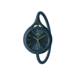 Take time original orologio analogico, Blu - Lexon
