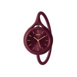 Take time original orologio analogico, Rosso - Lexon