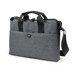 "One portadocumenti da 13"", Grigio scuro - Lexon"