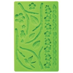 Stampo silicone natura