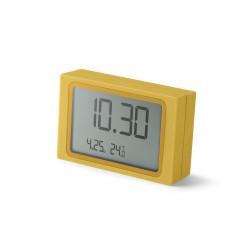 Slide orologio a scorrimento, Giallo - Lexon