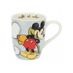 Mug Mickey Mouse azzurra - Thun