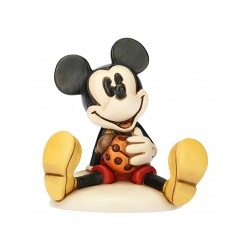 Mickey Mouse con coccinella Cm. 10 - Thun