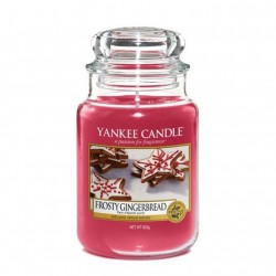 Frosty Gingerbread, Giara Grande - Yankee Candle