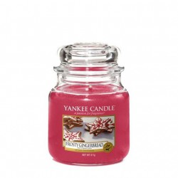 Frosty Gingerbread, Giara Media - Yankee Candle