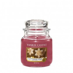 Glittering Star, Giara Media - Yankee Candle