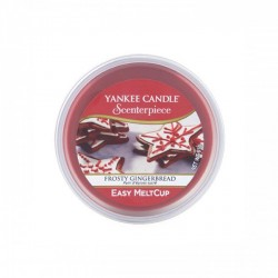 Frosty Gingerbread, Ricarica MeltCup per profumatore elettrico Scenterpiece - Yankee Candle