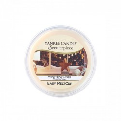 Winter Wonder, Ricarica MeltCup per profumatore elettrico Scenterpiece - Yankee Candle