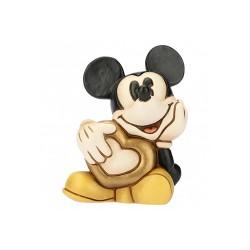 Mickey Mouse con cuore Cm. 10 - Thun