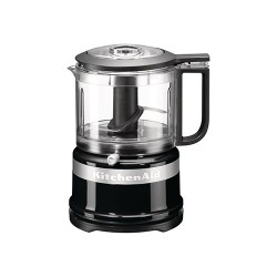 Food Chopper KitchenAid, Nero