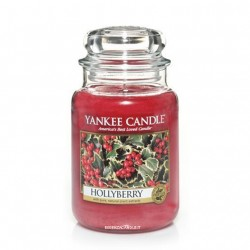 Hollyberry bouquet de houx, Giara Grande - Yankee Candle