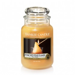 Poached Pear Flambé, Giara Grande - Yankee Candle