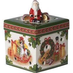 Christmas Toys Pacchetto regalo piccolo quad. Giochi - Villeroy & Boch
