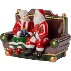 Christmas Toys Sigore e Sigorara Babbo Natale - Villeroy & Boch