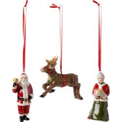 Nostalgic Ornaments Ornamento North P. Exp.S3pezzi - Villeroy & Boch