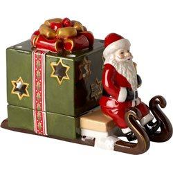 Christmas Light Slitta verde Babo Natale - Villeroy & Boch
