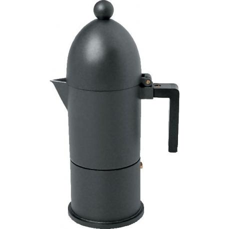 La cupola, Caffettiera espresso. Tazze n° 3