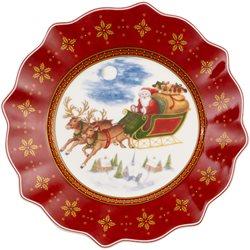 Annual Christmas Edition Piatto colazione 2018 - Villeroy & Boch