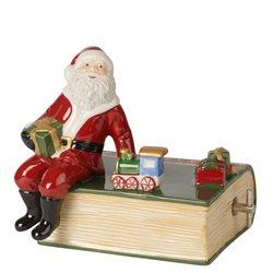 Nostalgic Melody Libro con Babbo Natale - Villeroy & Boch